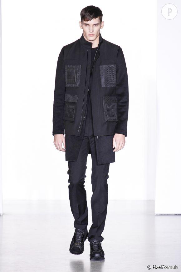 Défilé Calvin Klein CollectionMilan Automne-Hiver 2014