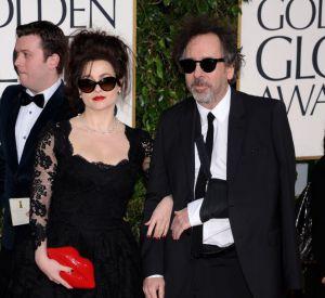 Helena Bonham Carter et Tim Burton, le couple décalé.