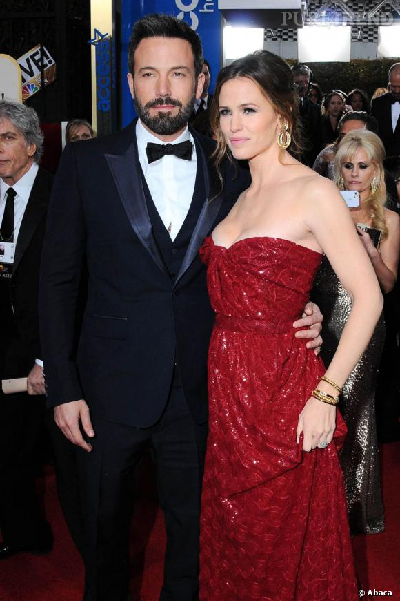Ben Affleck et Jennifer Garner, un couple glamour.