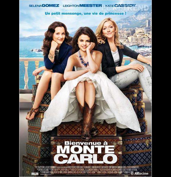 """Selena Gomez a rencontré Luke sur le tournage de """"Bienvenue à Monte Carlo"""" en 2010."""
