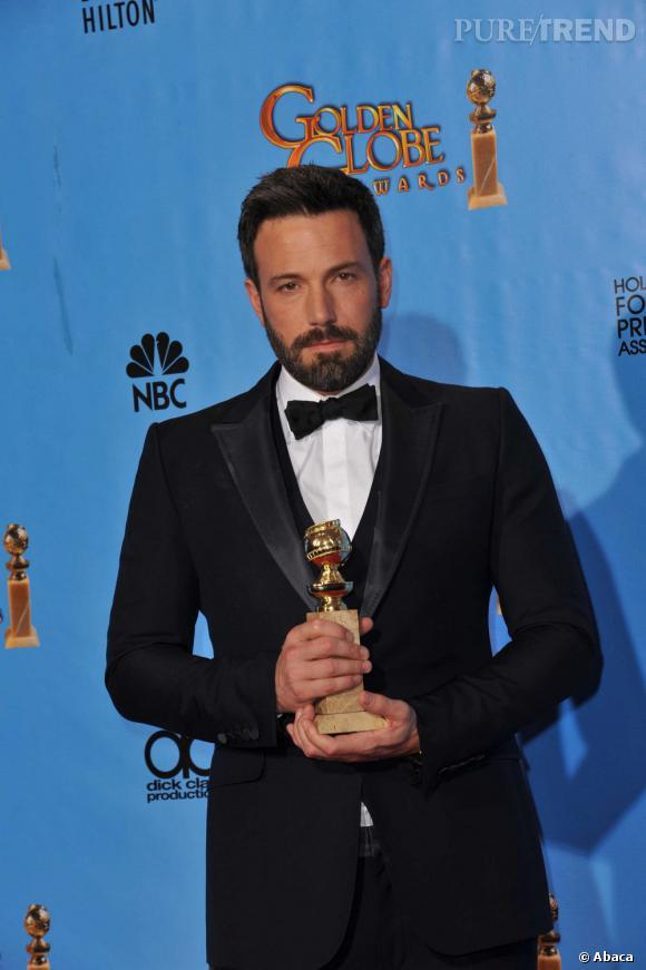 """Certes, Ben Affleck n'est pas le plus à plaindre ici puisqu'il vient de remporter le prix du meilleur réalisateur pour """"Argo"""". Mais Après avoir remporté un prix du meilleur scénario pour """"Will Hunting"""" en 1997, il a connu quelques soucis côté carrière."""
