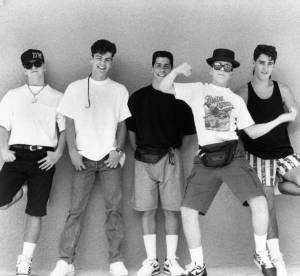 New Kids on The Block et Boys II Men : nostalgie nineties