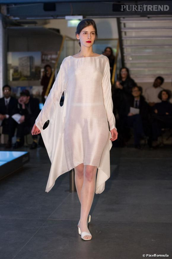 093de8e0fc86b7 La robe de mariée Haute Couture Printemps-Eté 2013 ! Défilé Adeline André,  Haute