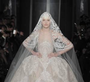 Focus : les robes de mariée Haute Couture Printemps-Eté 2013