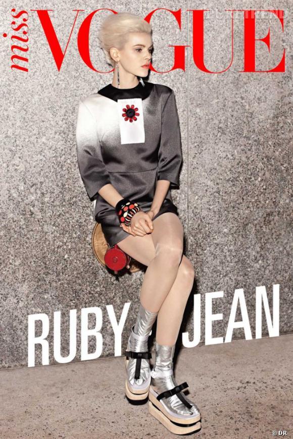 """""""Miss Vogue"""" n°5 Australie."""
