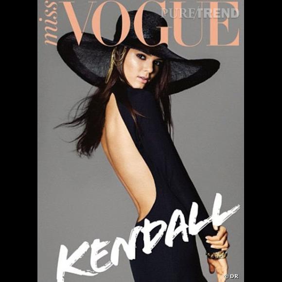"""""""Miss Vogue"""" n°4 Australie."""