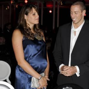 On se souvient encore des photos de Laure, bien enceinte !