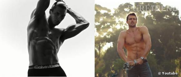 Calvin Klein Underwear ou Coca : le match des vidéos sexy du week-end