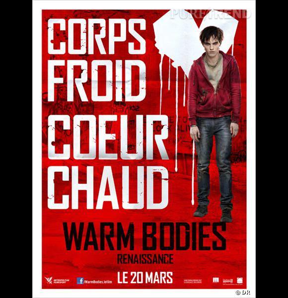 """Teresa Palmer et Nicholas Hoult ont convaincu le public américain grâce à """"Warm Bodies"""" : le film a obtenu 20 millions de dollars de recette lors de son premier week-end de diffusion."""