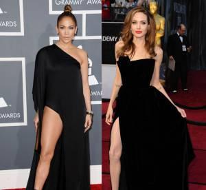 Grammy Awards 2013 : Jennifer Lopez nous la joue facon Angelina Jolie