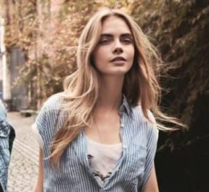 Cara Delevingne part a la chasse pour Pepe Jeans