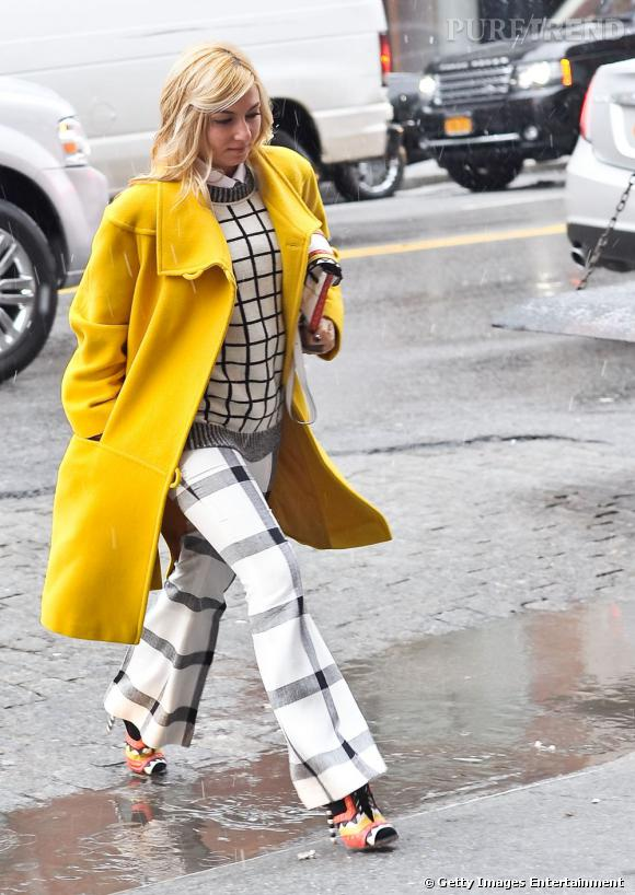 Les 10 plus beaux street-styles de la Fashion Week de New-York.