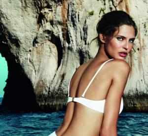 Bianca Balti, naiade sexy pour Dolce & Gabbana