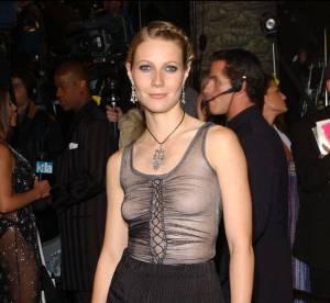 Gwyneth Paltrow : ''J'aurais du mettre un soutien-gorge aux Oscars...''