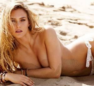 Bar Refaeli, Miranda Kerr, Kristen Bell : stars topless et retrouvailles dans le best of Twitter