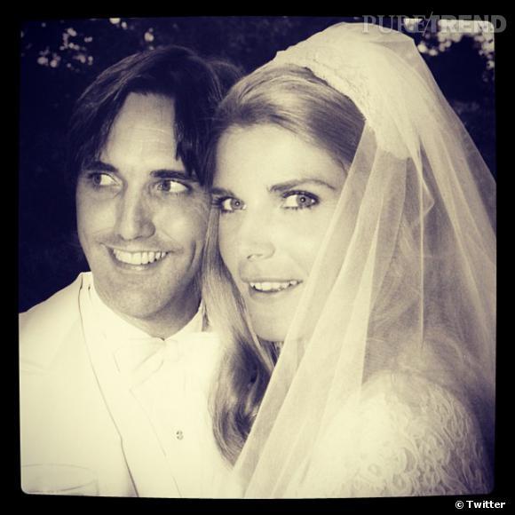 Sophia Bush poste une vieille photo du mariage de ses parents : c'est beau l'amour !