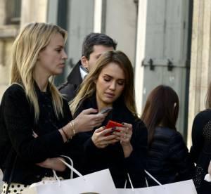 Jessica Alba a Paris : ou fait-elle son shopping ?