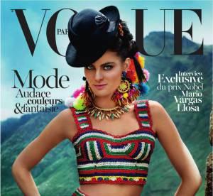 Cap sur le Pérou avec Mario Testino pour Vogue Paris