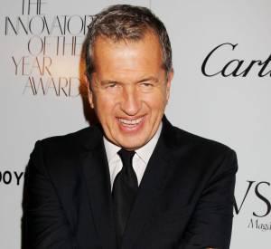 Mario Testino, invité du Vogue Paris du mois d'avril.