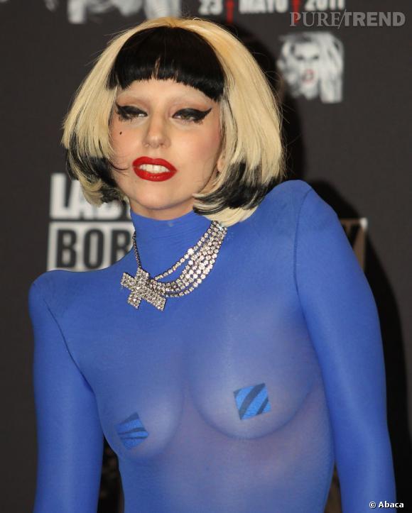 Lady Gaga, un phénomène mode qui en fait toujours plus.