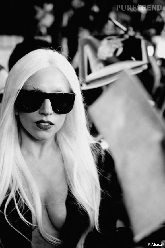 Lady Gaga fête aujourd'hui ses 27 ans.