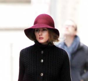 Olivia Palermo, chic dans une jupe sauvage... A shopper !