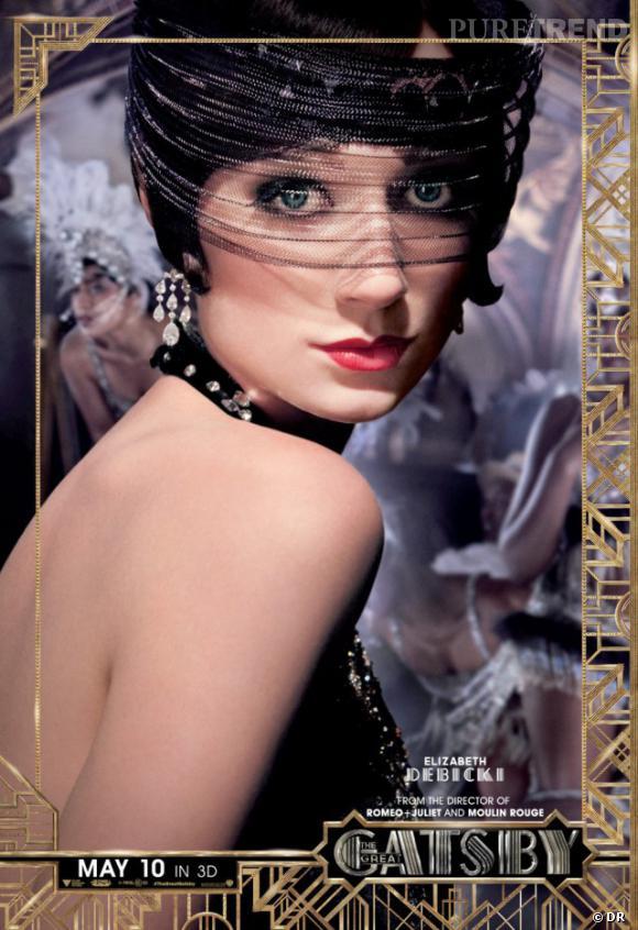 Elizabeth Debicki Joue Jordan Baker Dans Gatsby Le Magnifique