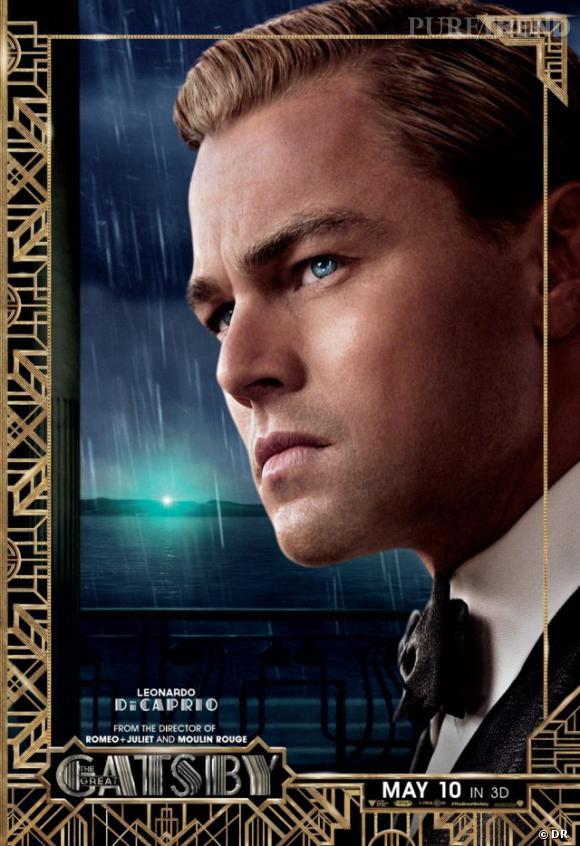 "Leonardo DiCaprio est Gatsby, dans ""Gatsby le Magnifique""..."