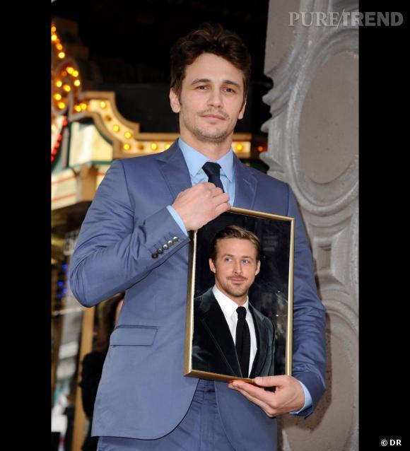 """James Franco l'a avoué : il aimerait faire l'amour à """"The Place Beyond The Pines"""". Bref, il veut faire l'amour avec Ryan Gosling !"""