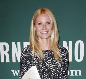 Gwyneth Paltrow VS le podium : la robe noir et blanc Isabel Marant