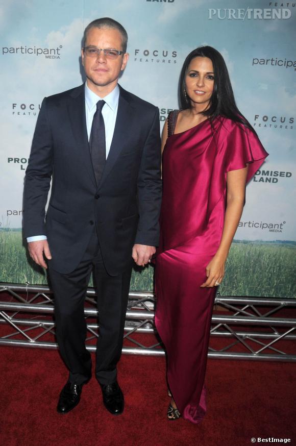 Matt Damon et sa femme Luciana vont renouveler leurs voeux ce week-end ! Le couple a loué l'hôtel de Sugar Beach, à Santa Lucia, pour l'occasion.