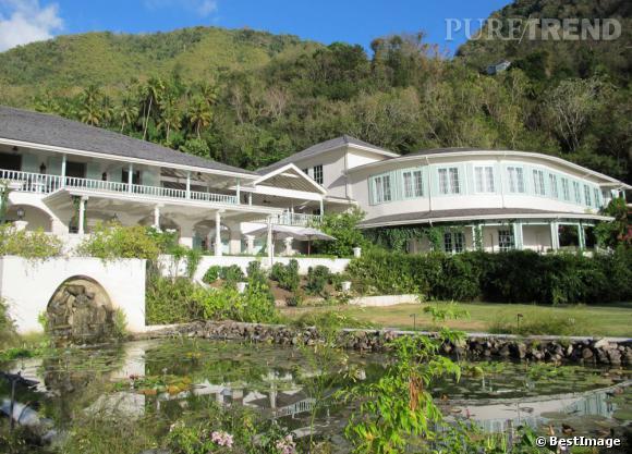 Voilà l'hôtel que Matt Damon a loué pour 1 million de dollars à Santa Lucia.