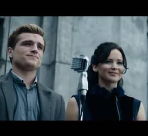 Hunger Games : L'Embrasement, un premier trailer palpitant