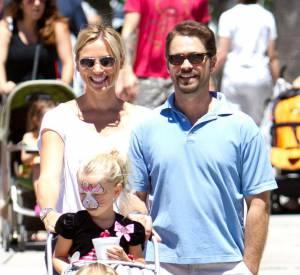 """Jason Priestley en 2013 : marié, 2 enfants. Il joue actuellement dans la série """"Call me Fitz""""."""