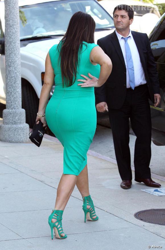 Kim Kardashian tiendra-t-elle jusqu'en juillet à ce rythme là ?