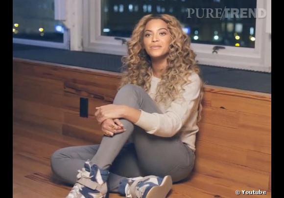 Beyoncé croit au changement, et à l'éducation, la justice et la santé pour toutes les femmes. Elle dit aussi à sa fille Blue Ivy qu'elle peut devenir présidente si elle le souhaite.