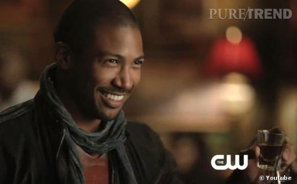 """Charles Michael Davis (le Docteur """"Torse d'Enfer"""" de Grey's Anatomy) joue Marcel, l'ancien protégé de Klaus."""