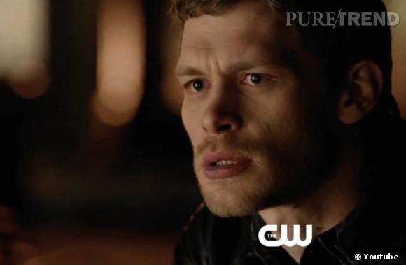 "Dans ce trailer de ""The Originals"", le spin-off de ""The Vampire Diaries"", Joseph Morgan montre sa soif de pouvoir."