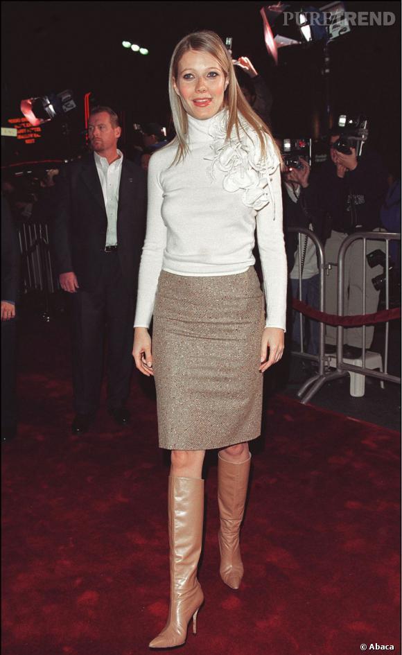 Le flop soirée  : Gwyneth Paltrow, une BCBG coincée ?