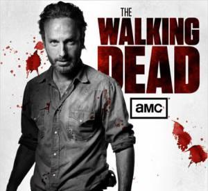 "Andrew Lincoln, alias Rick Grimes dans ""The Walking Dead""."