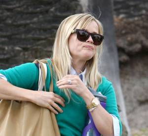 Reese Witherspoon, maman debordee : ''Mon bebe m'a vole mon cerveau''