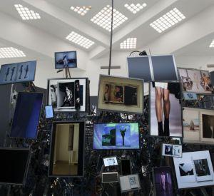 L'installation de Felipe Oliveira Baptista