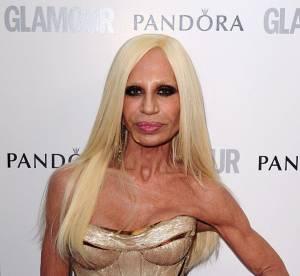Donatella Versace : ''Je ne suis pas comme ça genetiquement''