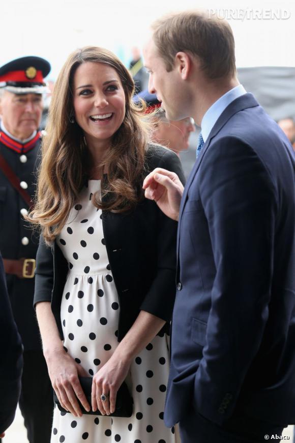 Le couple royal garde la surprise jusqu'au bout...