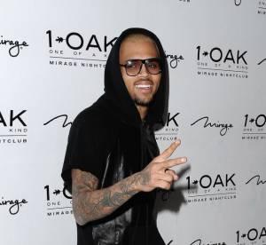 Chris Brown fete ses 24 ans sans Rihanna... mais avec son ex Karrueche Tran !