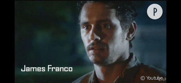 """James Franco, acteur et réalisateur du film """"As I Lay Dying"""", en compétition dans la catégorie """"Un Certain Regard"""" du Festival de Cannes."""