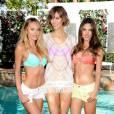 Karlie Kloss, égérie Victoria's Secret, se doit d'avoir une belle peau bronzée pour parader en maillot de bain.