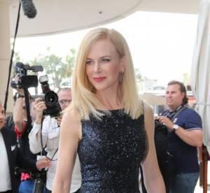 Cannes 2013 : Nicole Kidman, lumineuse pour son arrivee au Martinez
