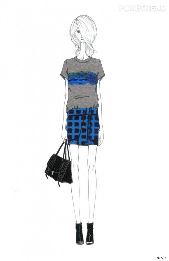 Collection Proenza Schouler en exclu sur Net-a-porter.com