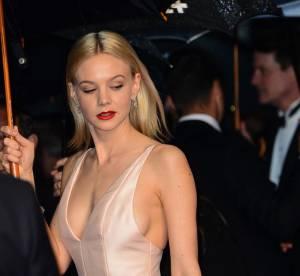 Carey Mulligan : poupee de porcelaine sexy pour Cannes 2013